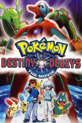 Pokémon: Destino Deoxys