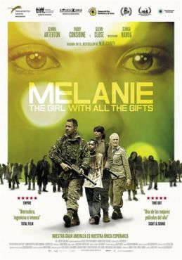 Melanie. The Girl with All the Gifts